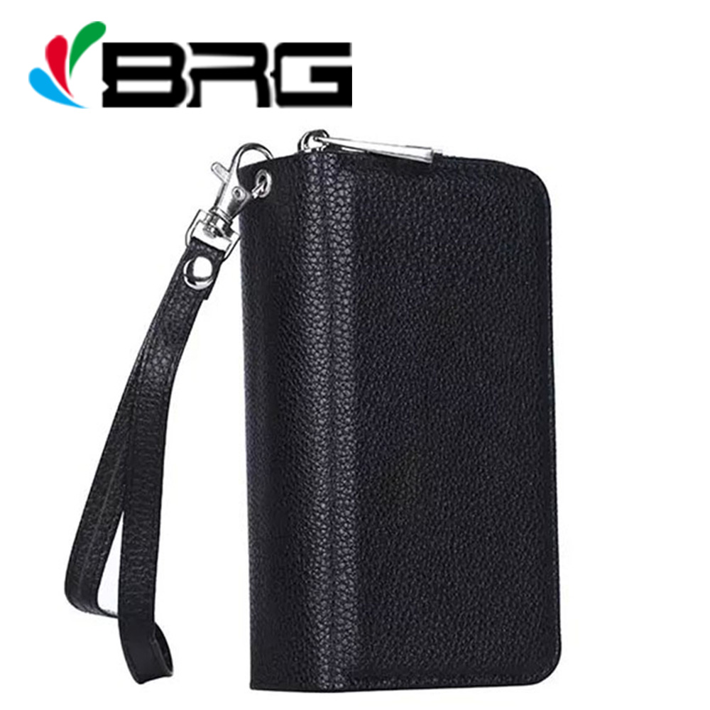Luxury S5 Neo Handbag Zipper Wallet Leather Case For Samsung Galaxy S4 i9500 Magnet Flip Cover