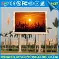 SRY светодиодный дисплей модуль p10 SMD rgb полноцветный 320X160 мм 32X16 матричный пикселей 1/4 сканирования панели де сид на открытом воздухе 10 мм