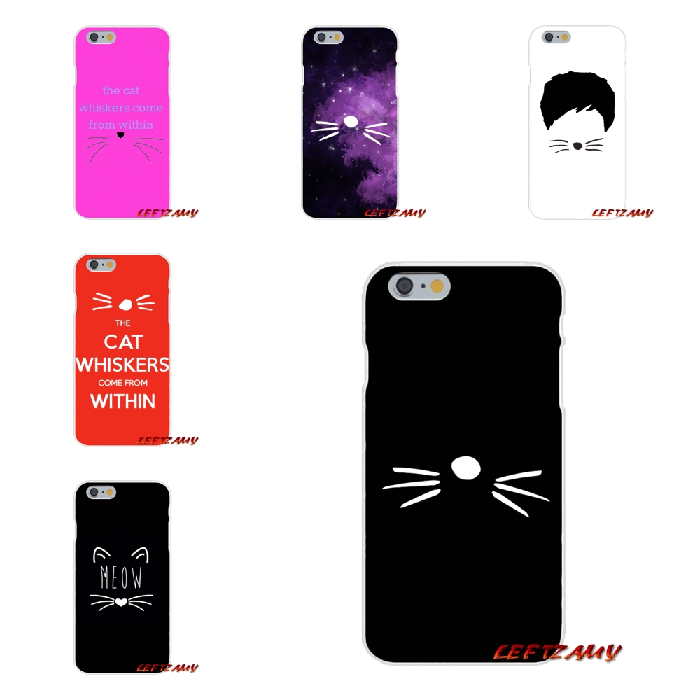 Cute Dan And Phil Cat Whiskers Slim Silicone Phone Case For Samsung Galaxy A3 A5 A7