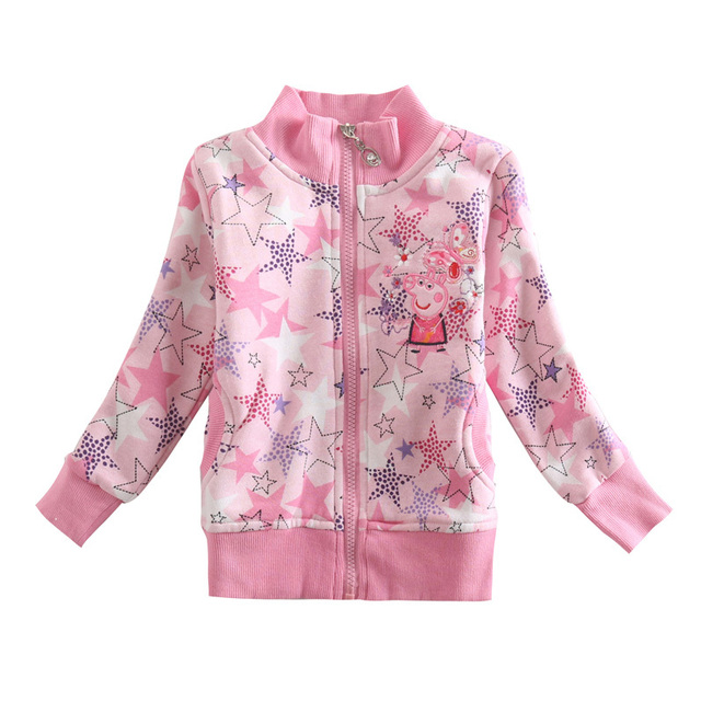 5pcs Lot Autumn Girl Jacket For Girls Coat Jacket Girls Hoodies