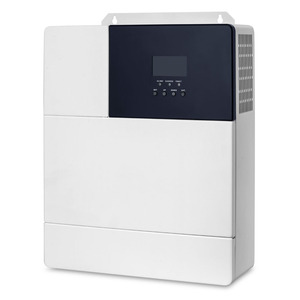 Image 4 - 60A 80A All In One Solar Charge Inverter 2500W 3000W 3500W SPWW Pure Sine Wave MPPT 110V 120V 50Hz 60Hz Hybrid Solar Inversor