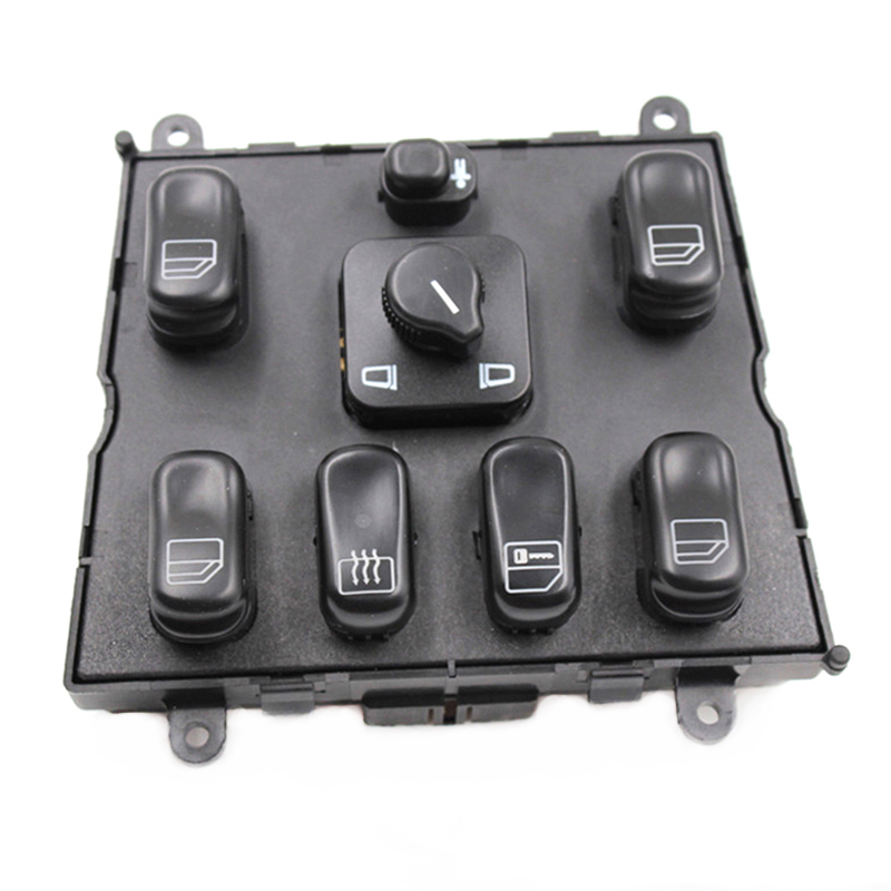 New High Quality Power Window Switch For Mercedes-Benz ML320 W163 ML400 ML430 ML500 A1638206610 163 820 6610 A 1638206610(China)