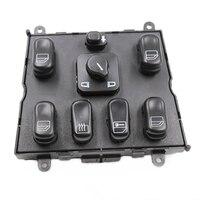 New High Quality Power Window Switch For Mercedes Benz ML320 W163 ML400 ML430 ML500 A1638206610 163 820 6610 A 1638206610