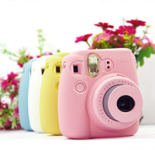 Сумка для камеры Fuji Fujifilm Instax Mini 9 Mini 8 8+ чехол для камеры классический фосфоресцирующий чехол для камеры моментальной печати