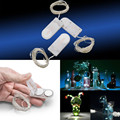 Mini CR2032 Button batteries 2M 20led Christmas Holiday Wedding Party Decoration Festi LED Copper Wire String Fairy Lights Lamps