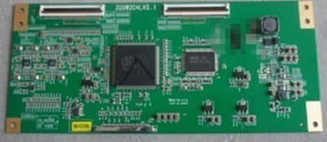 320w2c4lv2. 1 placa lógica
