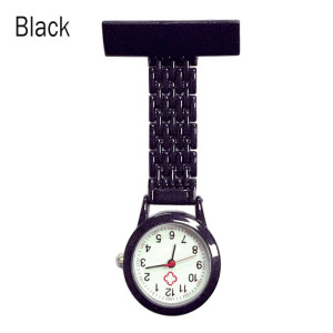 Nurse Quartz Watch Brooch Pocket Brooch Clip Medical Nurse Pocket Nursing Watch LXH