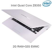 "P5-01 white 2G RAM 32G EMMC Intel Atom Z8350 11.6 Windows10 HDMI WIFI System Laptop bluetooth computer notebook USB3.0"""