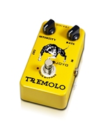 JOYO Tremolo Electric Guitar Pedal Tremolo Stompbox Of Classic Tube Amplifiers Intensity Rate Knob Tone And