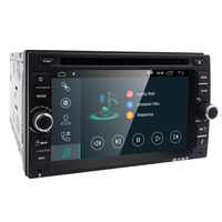 Android 8.16.2Inch Auto Radio Ouad Core 2DIN Universal Car DVD player GPS Stereo Audio Head unit Support DAB DVR OBD BT
