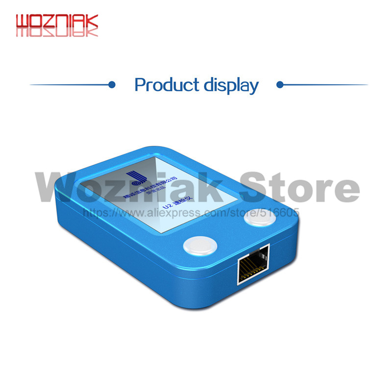 Image 5 - WOZNIAK JC U2 Tristar Tester Fast Detector for iPhone U2 Charge IC Fault Fast Tester SN Serial Number Fast Detector Reader-in Power Tool Sets from Tools