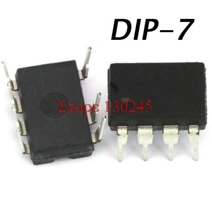 4pcs/lot ICE3BR0665J ICE3BR0665 3BR0665JZ DIP-7 In Stock