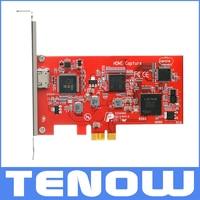 Broadcast TV Hot Deals TBS6301 HDMI tarjeta de Captura HD para IPTV Servidor