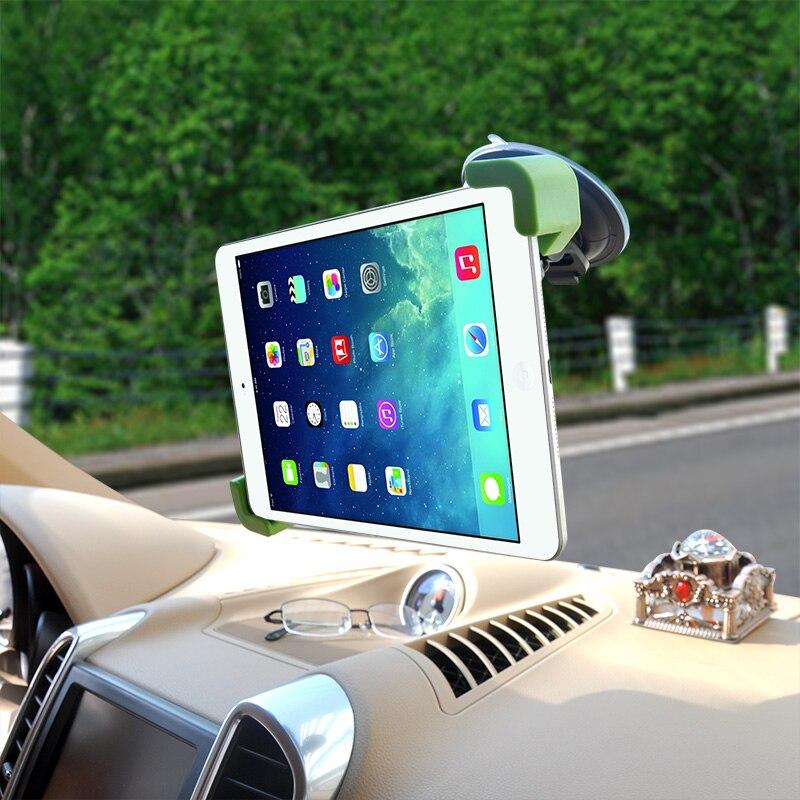 Fit 7-10,1 zoll Tablet Soporte Auto Windschutzscheibe Tablet Halterung Stehen für alle marken von Tablet PC GPS unterstützung tablette