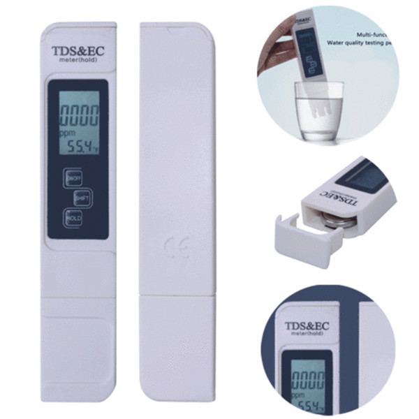 NEW TDS Testing Pen Aquarium Fish Yank Water Hardness Meter GH/DH Test Tool