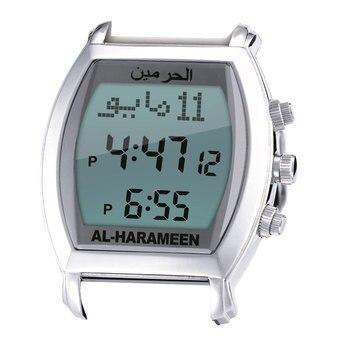 Azan Watch Muslim Islamic Qibla Watch With Prayer Compass Gifts