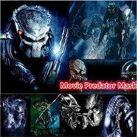 Hot Latex Predator Mask Eagle Mask Mascara Terror Movie Masks Party Masquerade Fancy Costume Cosplay Halloween Christmas Gift