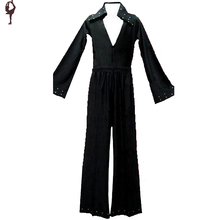 Latin Dance Colthes For Men Boy Latin Costume Top+Parts Free Shipping For Dancing Dance Costumes Men
