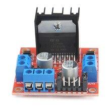 1 шт. умная электроника L298N шаговый двигатель постоянного тока Драйвер щит расширения макетная плата для arduino DIY автомобиля робота