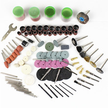 147pcs/set Abrasive Rotary Accessory for Dremel Grinder Rota