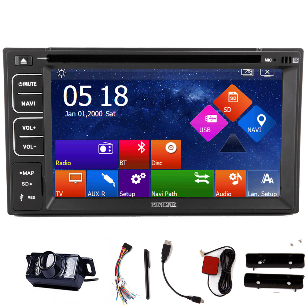 Us 16499 Navigation Mp4 Head Unit Audio Touchscreen System Map Stereo Steering Wheel Mp5 Music Car Dvd Player Cd Gps Auto Radio In Car Multimedia