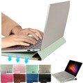 Laptop Sleeve Case Bag + Bolsa De Bolsa de 11 12 13 en para macbook pro 13in aire 11in proteger magnética cartera cubierta para samsung