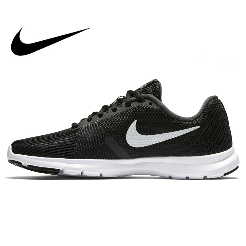 Original Authentic NIKE FLEX BIJOUX AIR MAX Zoom Air Womens Running Shoes Sneakers Breathable Lightweight Non-slip 881863-001Original Authentic NIKE FLEX BIJOUX AIR MAX Zoom Air Womens Running Shoes Sneakers Breathable Lightweight Non-slip 881863-001