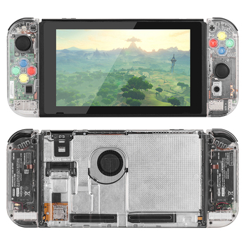 (Update Version) Replacement Housing Shell Case for Nintend Switch NS Controller Joy-Con game console switch shell with 8 colors