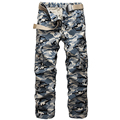 Casual Cotton Men Army Military Tactical Pants Cargo Pants Men Joggers Camouflage Pants Sweatpants Breathable Windproof Trousers