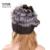 YCFUR Mujeres Gorros Sombreros de Invierno de Piel de piel de Visón Auténtico Sombrero Con piel de Conejo Rex Real de Piel De Visón Superior Recorta Caps Mujer YH183