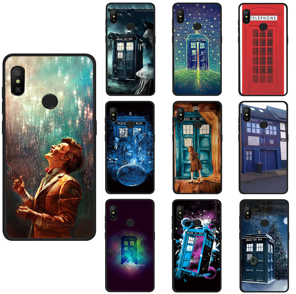 Phone Bags & Cases Doctor Who Tpu Phone Case For Xiaomi Mi 6 8 A2 Lite A1/5x A2/6x F1 Redmi Note 4 5 6a X Plus Pro Clear And Distinctive