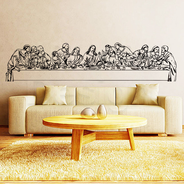 Unique Last Supper Wall Art Embellishment - All About Wallart ...