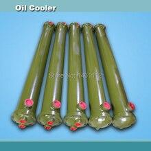 OR1000 корпус и трубка Гидравлический масляный охладитель теплообменник, Медный трубчатый теплообменник