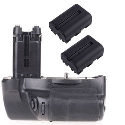 JINTU Top Power Battery Grip Pack +2pcs NP-FM500H For Sony STL- A77 A77V A77ii A99ii DSLR Camera Replacement VG-C77AM