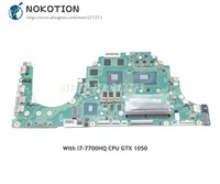 NOKOTION For Acer aspire VX5 591 VX5 591G Laptop Motherboard I7 7700HQ CPU DDR4 GTX 1050 C5PM2 LA E361P MAIN BOARD