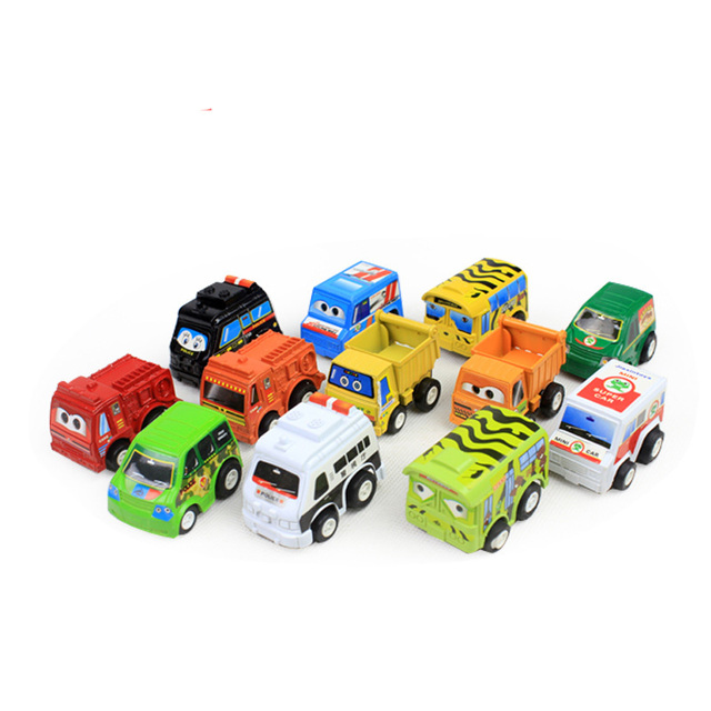 2018 Hot Wheels Mini Boy Toys Pull Back Cars Juguetes Car Toy