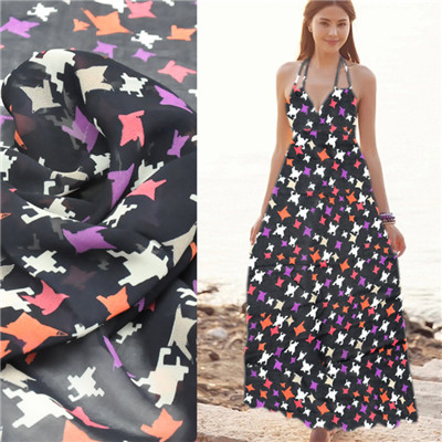 Легкие платья из шарфа