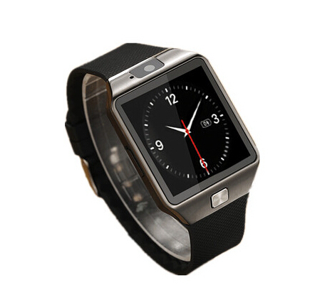 2016 New Fashion DZ09 Smart Watch with Camera Sim Card Slot Passometer Sleep Tracker Smart Anti-lost Sedentary Reminder