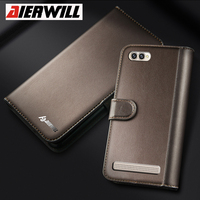 Luxury Leather Wallet Case For Doogee X30 Case Flip Genuine Leather PU Protective Back Cover For