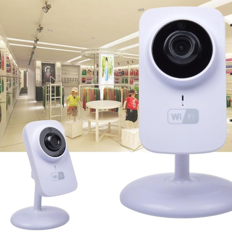 P2P Mini Wireless Wifi IP Camera Baby Monitor for Home Security support Night Vision Surveillance Monitor V380-S1