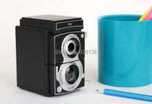 Retro Camera TLR Hand-cranked Pencil Sharpener Factory Packed Brand New  Great Kid's Gift