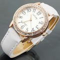 Часы Женщины Кожа Кварцевые Часы GOGOEY Марка Роскошные Популярные Часы Женщины Повседневная Мода Наручные Часы Relogio feminino