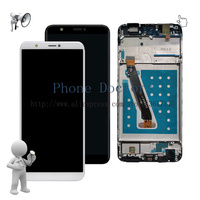 5.65'' Full LCD DIsplay + Touch Screen Digitizer Assembly With Frame For Huawei Nova Lite 2 FIG LA1 ( not for Nova lite )