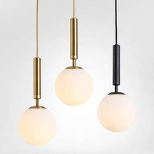 BOKT Suspension Lamp Modern Concise Hanging Indoor Home Deco Lighting For Children Bedroom Dining Room Luminaire
