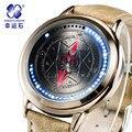 Xingyunshi Anime LED Touch Screen Stunning Waterproof Watch Men and Women Luminous Watches Digital Watches relogio masculino