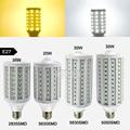 220 V Sensor De Movimento PIR Auto Bulbo de Luz de Milho 20 W 30 W 35 W 360 Graus 5630 Corpo Humano lâmpada de Indução de movimento de movimento noite