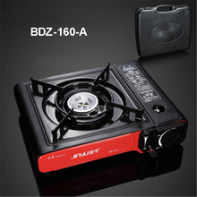 BDZ-160-A Card furnace Windproof Portable Stoves Grill gas stove Outdoor dining essential supplies 10 minutes boiling time 2900W