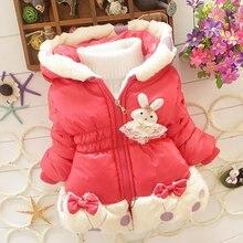 Мода детей девочек зима теплая с капюшоном пальто куртки дети верхняя одежда и верхняя одежда парки дети одежда S1961