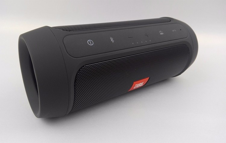 JBL Mini Portable Charge2+ IPX5 WaterProof Wireless Stereo Bluetooth Refurbished speaker blue one size 22