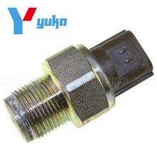Genuine Fuel Rail High Pressure Sensor Regulator 499000-6131 4990006131 For Nissan Navara D40 Cabstar Pathfinder 2.5DCL 2.5 DCI